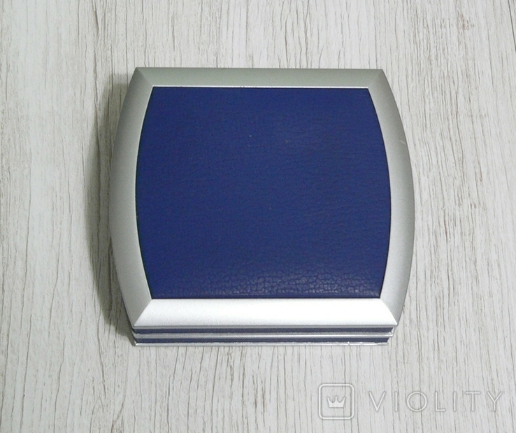 ЯНТАРНЫЙ ПУТЬ. ВРОЦЛАВ. 1 доллар - серебро, янтарь - футляр и сертификат, фото №6