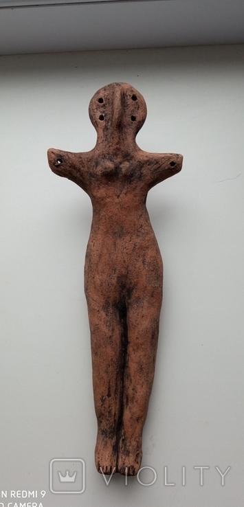 Трипільська фігурка, фото №2
