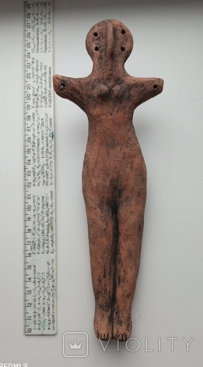 Трипільська фігурка, фото №3