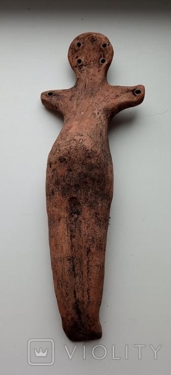 Трипільська фігурка, фото №4