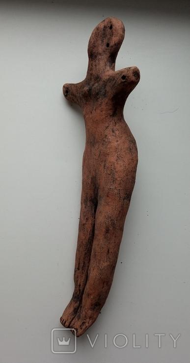 Трипільська фігурка, фото №5