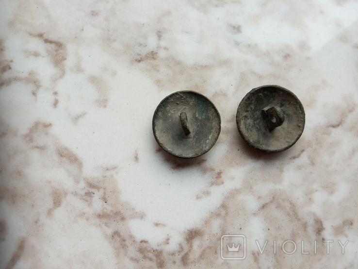 Пуговицы  19 и 21, фото №5