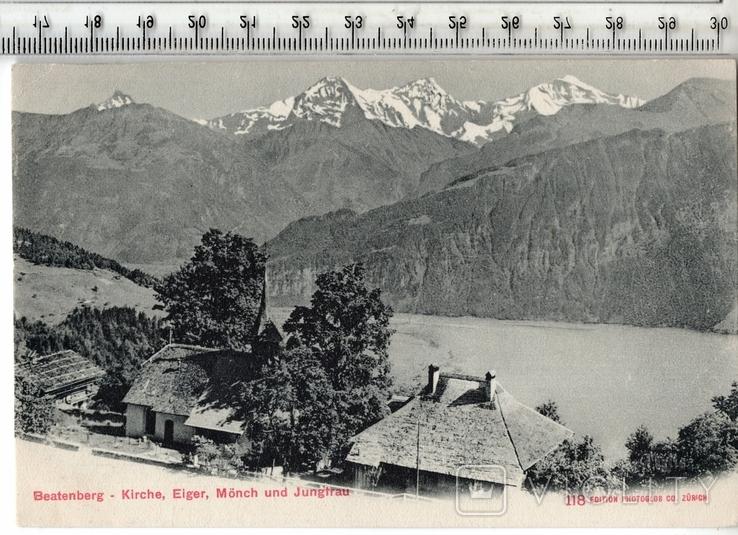 Швейцария. До 1945 года.(2), фото №2