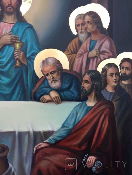Икона Тайная Вечеря, фото №5