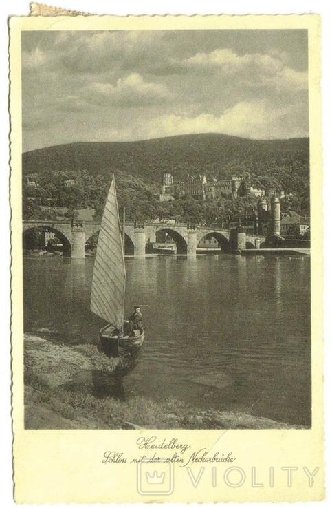 Открытка Германия 1930-1945 №25, фото №2