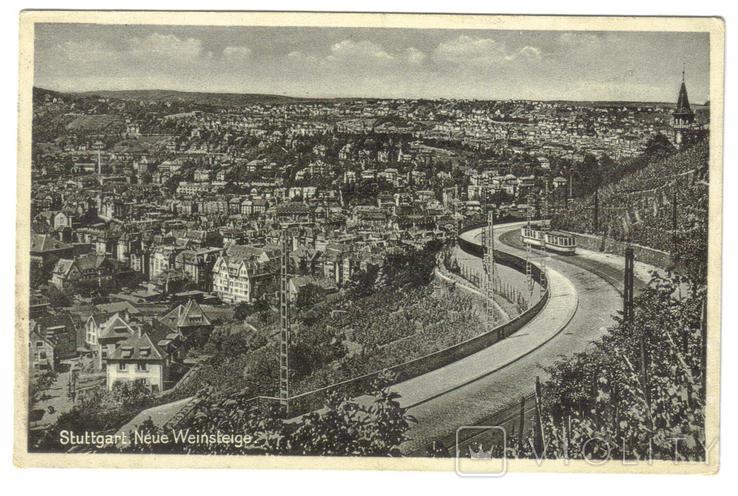 Открытка Германия 1930-1945 № 31, фото №2
