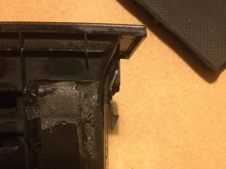 Карман под магнитолу Skoda Octavia A5, перчаточный ящик, заглушка, фото №10