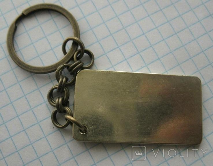 Брелок у вигляді унційного банківського золота  3, фото №4