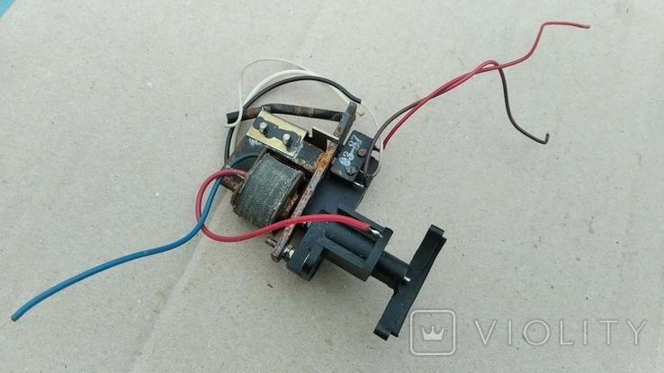 Электромагнитный включатель, фото №4