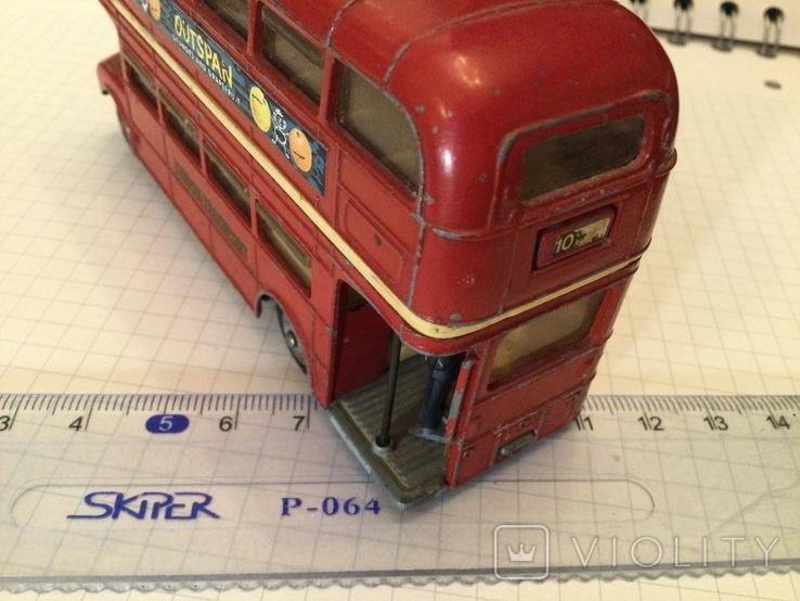 Автобус Двухэтажный Англия corci toys London transport  Routemaster, фото №4