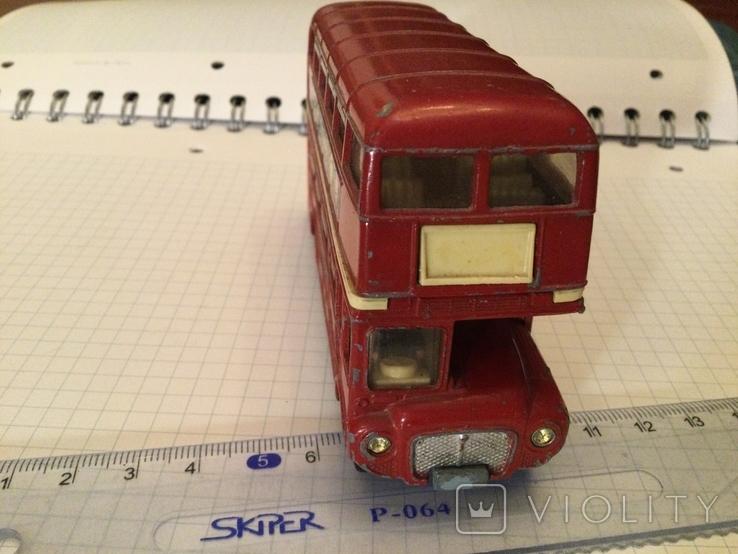 Автобус Двухэтажный Англия corci toys London transport  Routemaster, фото №6