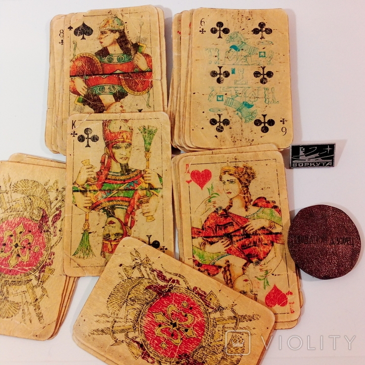как играть в воровские карты