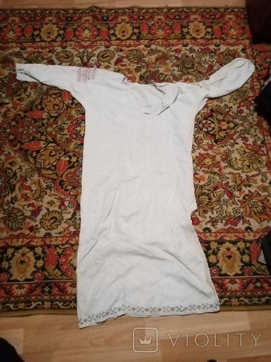 Сорочка з вирізуванням, фото №4