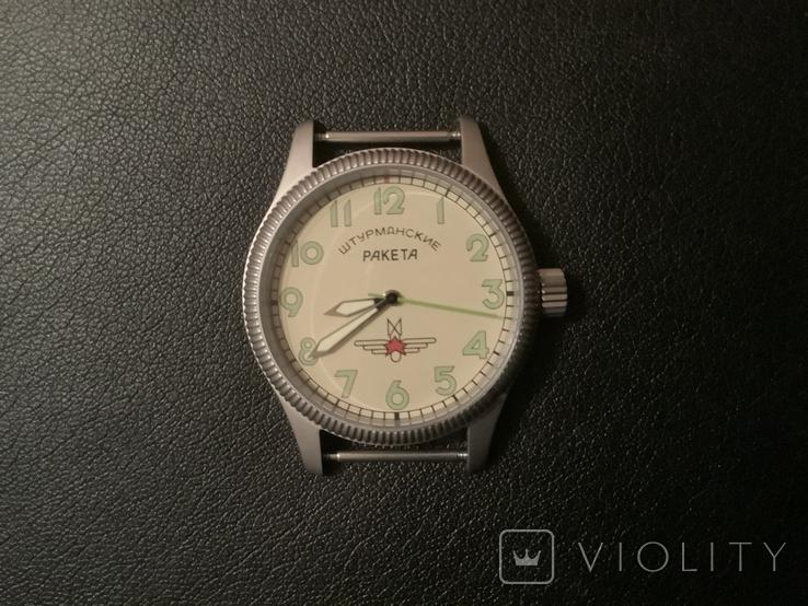 Часы наручные Ракета (штурманские), фото №2