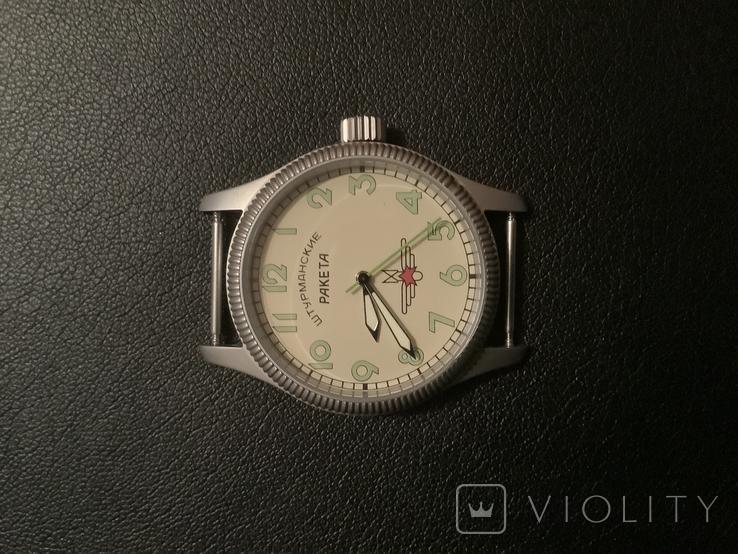 Часы наручные Ракета (штурманские), фото №3