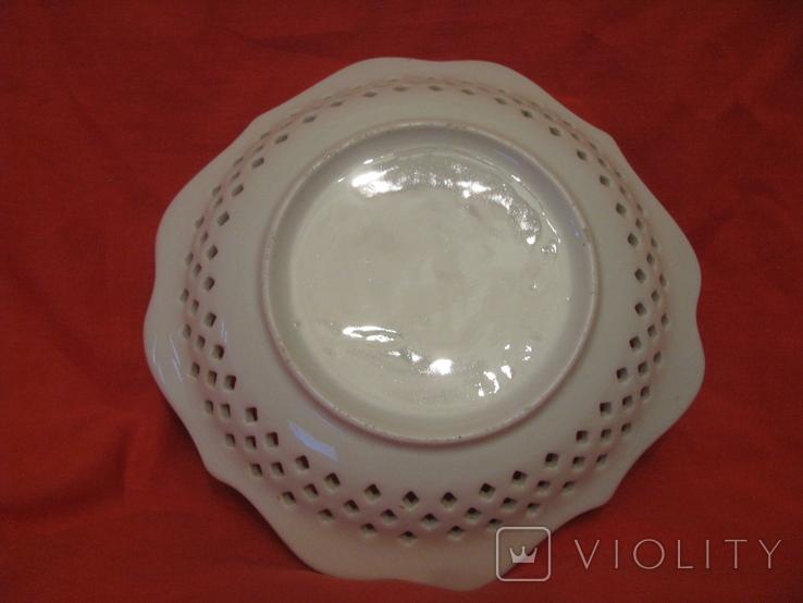 Настенная тарелка - Художница - Япония ., фото №6