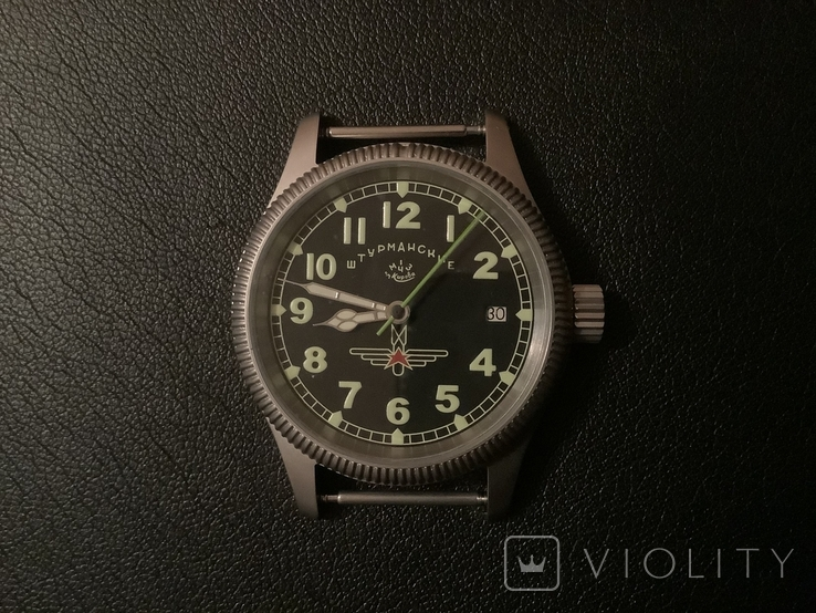 Часы наручные Полёт (штурманские), фото №2