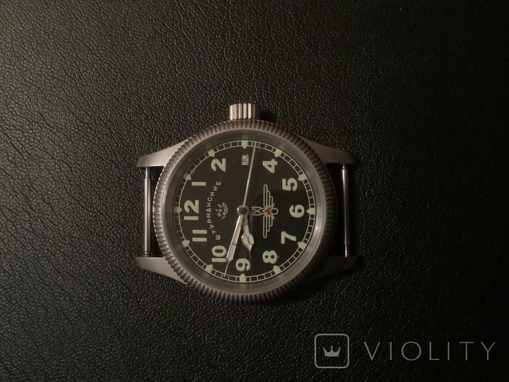 Часы наручные Полёт (штурманские), фото №3