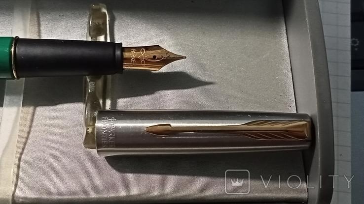Ручка перьевая PARKER, фото №4
