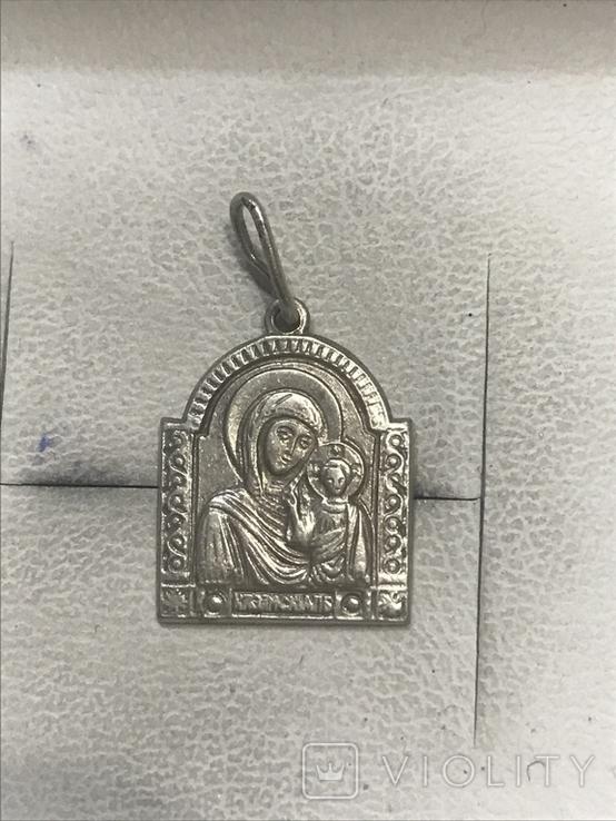 Серебро Ладанка, фото №2