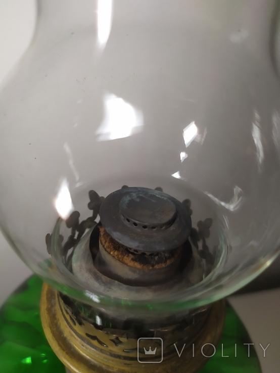 Гасовая лампа 15 BEC HUGO Germany 1920, фото №11