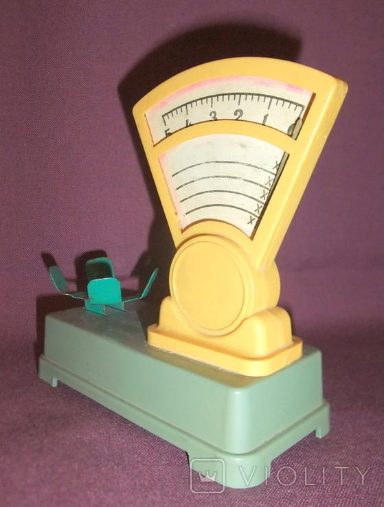Весы - игрушка детская из СССР., фото №4