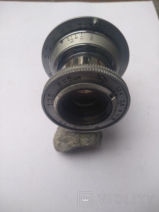 Объектив И-50 135 F5cм 16977, фото №6