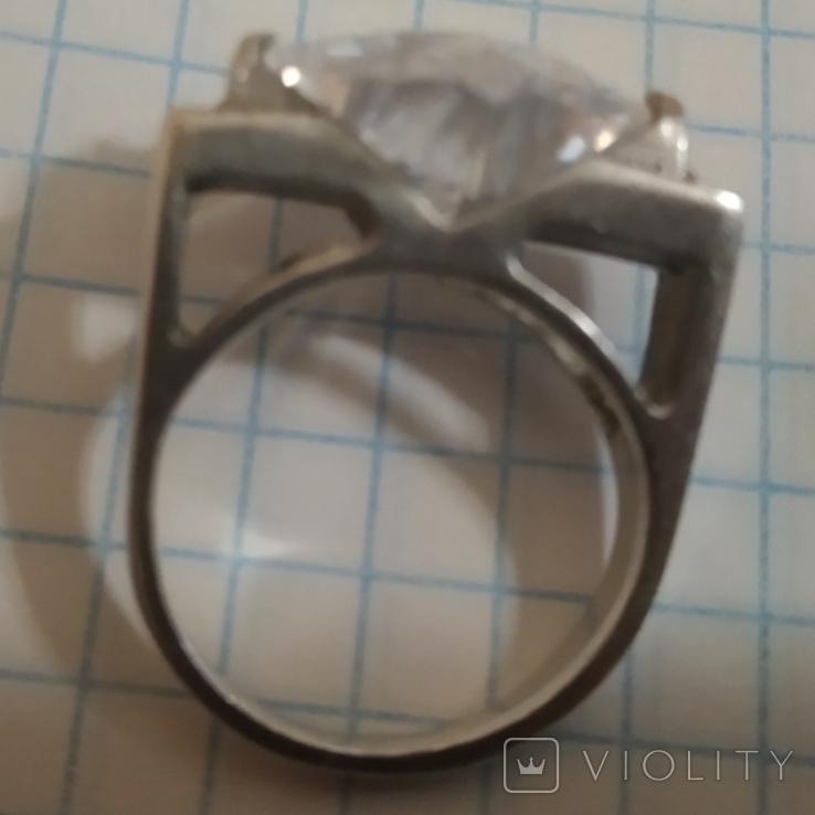 Набор кольцо и серьги, фото №12