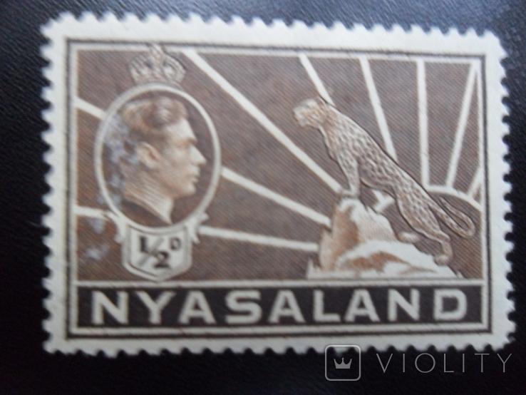 Британские колонии. Ньяссаленд.  МН, фото №2