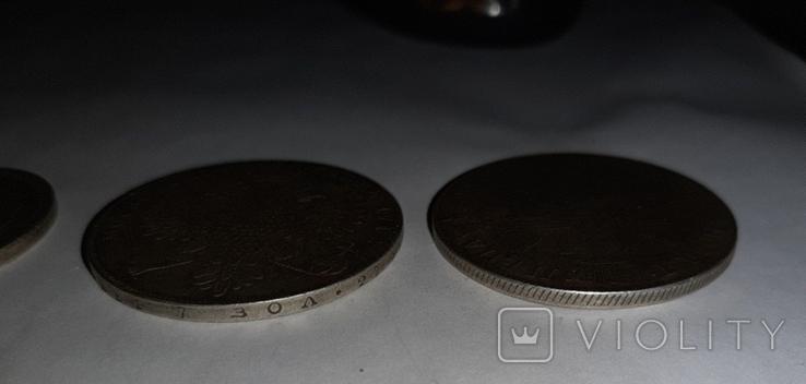 Копии рублей 3 шт., фото №5