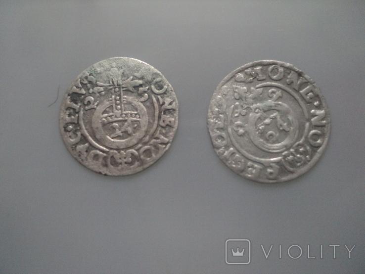 Полтарак 1622 драйпелькер 1625 гг, фото №2