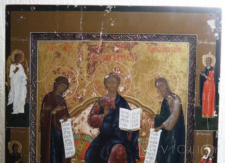 Икона  царь славы  Сызрань, фото №5