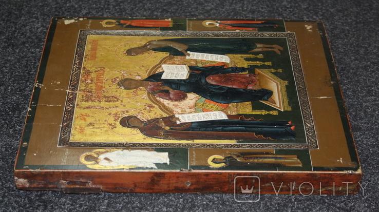 Икона  царь славы  Сызрань, фото №11
