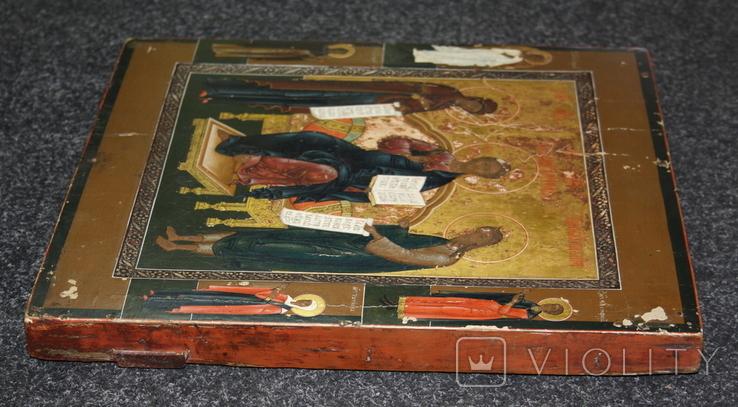 Икона  царь славы  Сызрань, фото №13