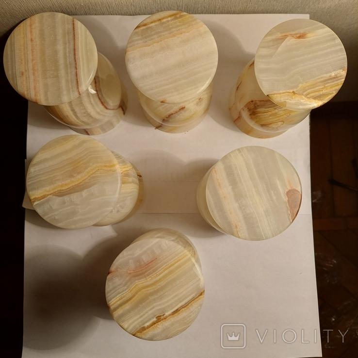 Бокалы из камня, фото №4