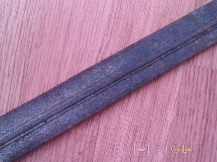 Бронзовий меч типу Науе, фракійський гальштат. Репліка., фото №4