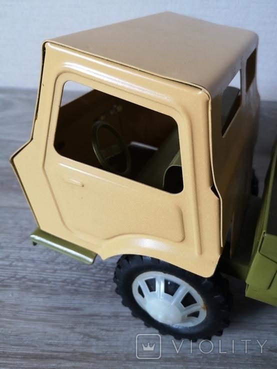 Дитяче авто з СРСР в ідеальному стані, фото №6