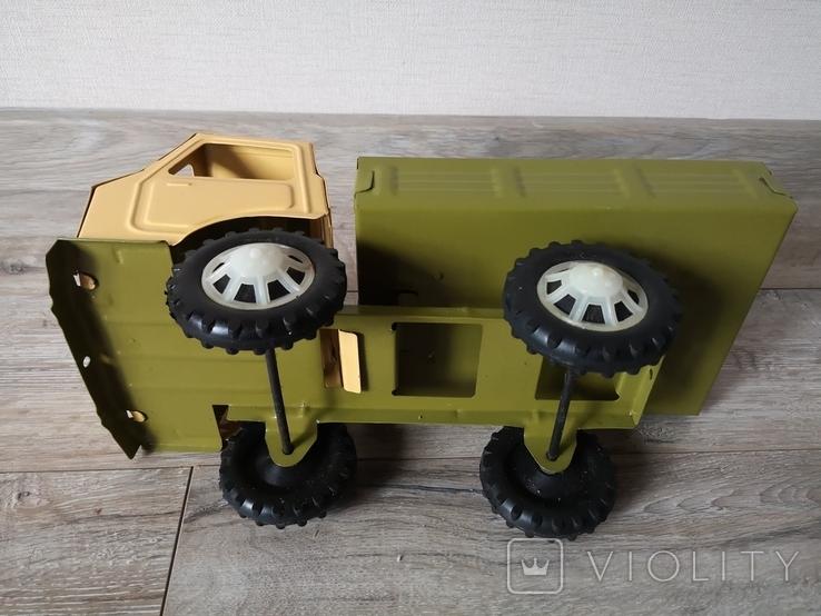 Дитяче авто з СРСР в ідеальному стані, фото №8