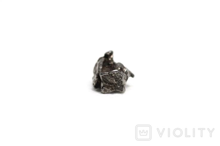 Залізний метеорит Campo del Cielo, 2,0 грам, із сертифікатом автентичності, фото №7