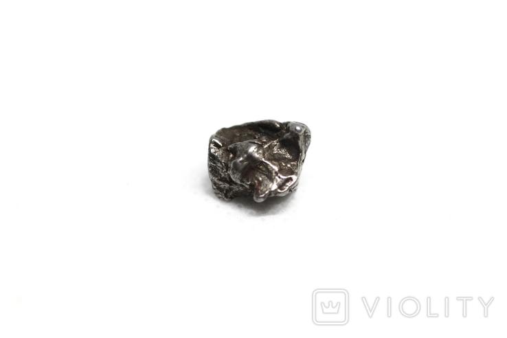 Залізний метеорит Campo del Cielo, 2,0 грам, із сертифікатом автентичності, фото №9
