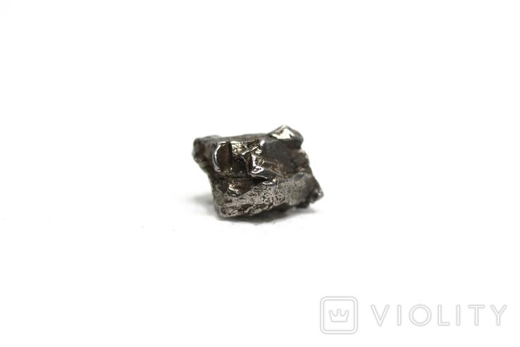 Залізний метеорит Campo del Cielo, 2,0 грам, із сертифікатом автентичності, фото №5