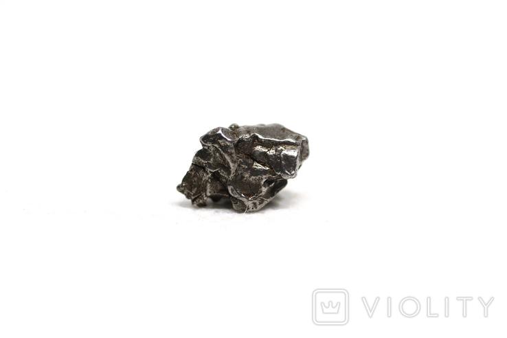 Залізний метеорит Campo del Cielo, 2,0 грам, із сертифікатом автентичності, фото №2