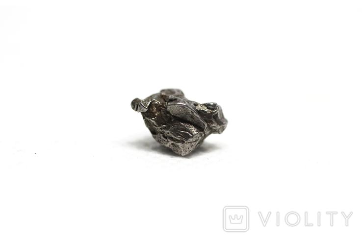 Залізний метеорит Campo del Cielo, 2,0 грам, із сертифікатом автентичності, фото №3