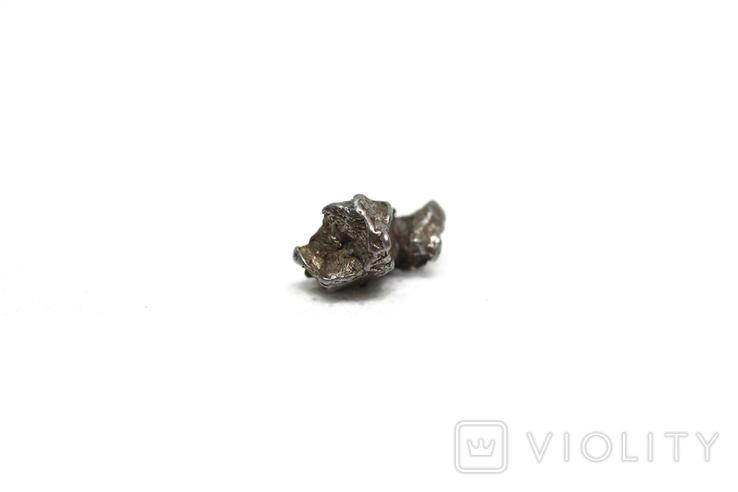 Залізний метеорит Campo del Cielo, 1,2 грам, із сертифікатом автентичності, фото №4
