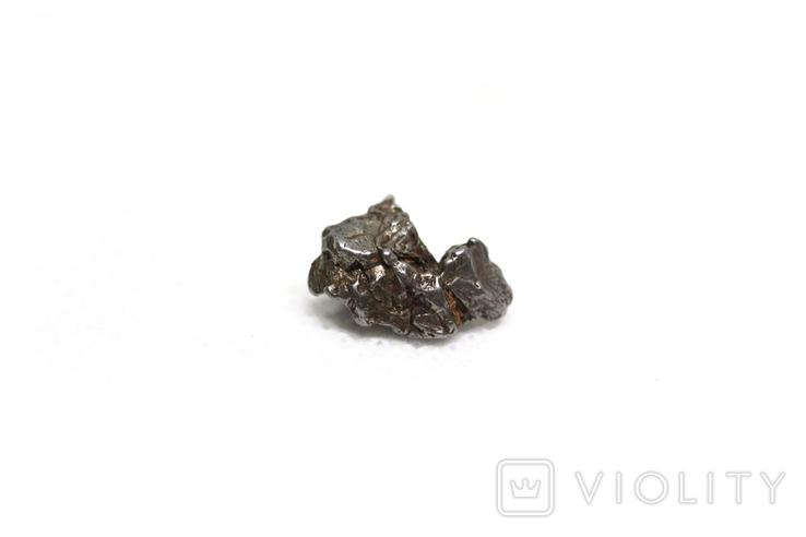 Залізний метеорит Campo del Cielo, 1,2 грам, із сертифікатом автентичності, фото №6