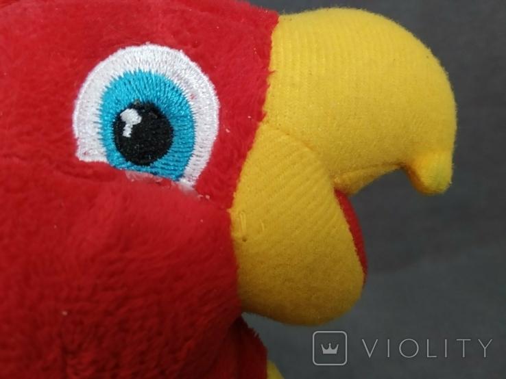 Попугай повторяет речь Игрушка из Англии, фото №4