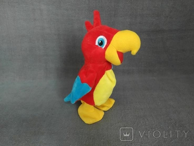 Попугай повторяет речь Игрушка из Англии, фото №6