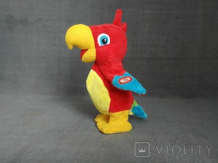 Попугай повторяет речь Игрушка из Англии, фото №3