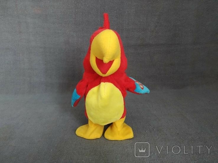 Попугай повторяет речь Игрушка из Англии, фото №7