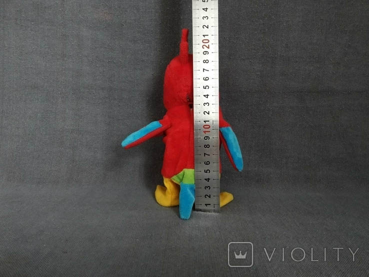 Попугай повторяет речь Игрушка из Англии, фото №8